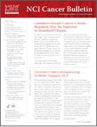 NCI Cancer Bulletin