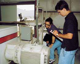 picture of industrial inspection