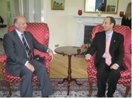 Deputy Secretary Troy visits Ireland and Northern Ireland.