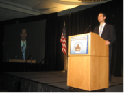 Deputy Secretary Troy delivers remarks at the National Association of Health Underwriters' Capitol Conference.