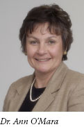Dr. Ann O'Mara