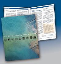 Photo of U.S. Money Laundering Threat Assessment