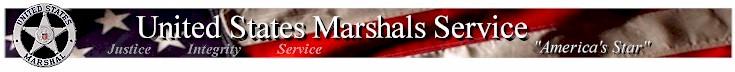 U.S Marshals Banner
