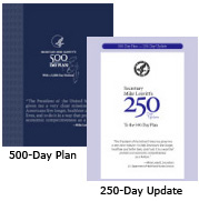 500 Day PLan and the 250 Day PLan