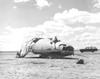 M2-F2 crash on Rogers Dry Lake