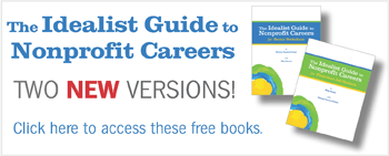 Image: The idealist guide to nonprofit careers