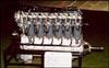 Liberty 12-cylinder engine