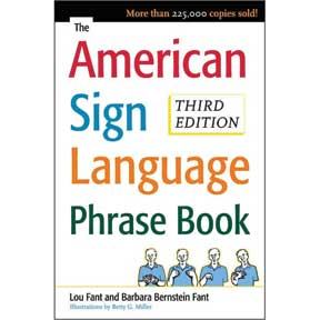 sign language products