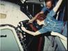 Repairs of TPS on orbiter