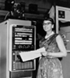 "Melba Roy, a ""female computer"""