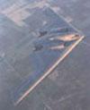 YB-49 flying wing