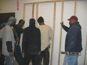Minority Worker Training Program class