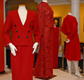 First Ladies Red Dress Collection