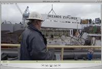 Okeanos Explorer conversion video.