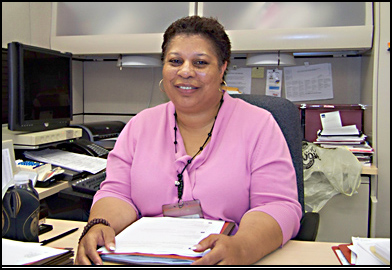 Rhonda loves her job as a Human Resources Specialist at GSA.