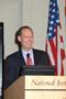 a photo of Dr. Paul Farmer.
