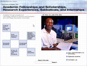 Scholarship, Fellowship, & Internship Opportunities