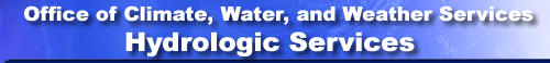 NWS Hydrologic Service Program