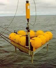 Image of rumbleometer deployment prior eruption