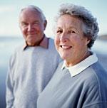 Image of elder couple