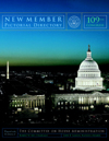 Cover of the New Members Pictorial Directory 109th Congress