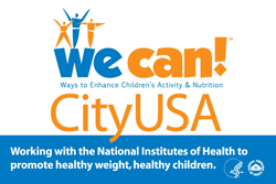 We Can! City USA Sign