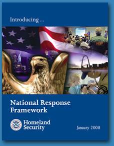 National Response Framework Brochure