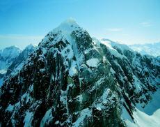 Photograph of Mount McKinley, Alaska