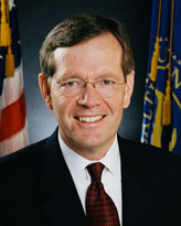 photo of Secretary Mike Leavitt