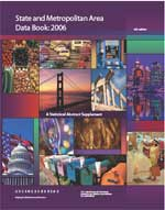 State and Metropolitan Areas Data Book 2006