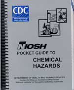 NIOSH Pocket Guide to Chemical Hazards -- 2005 Edition