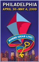 Annual Meeting 2009 logo. Click here for more information.