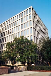 Photo of the OPM Building