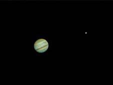 Image of Jupiter.