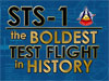 25th anniversary of STS-1, the first Space Shuttle flight