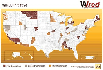 Wired Initiative map.