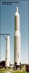 Titan 1 rocket
