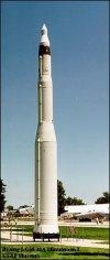 Miuteman I missile