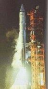 Atlas 2 with Centaur upper stage