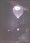 The da Vinci Transamerica flight over Kansas, 1979.