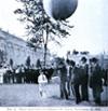 Preparing to launch America's first ballon-sonde