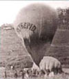 The Civil War balloon Intrepid