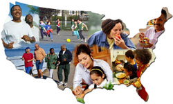 Performance Report of the Nutrition and Physical Activity Program to Prevent Obesity and Other Chronic Diseases