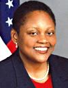 Ambassador Jendayi Frazer