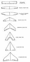 Planform styles