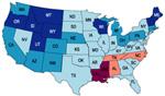 2001—2007 U.S. Physical Activity Statistics