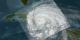 Hurricane Ike slams into Cuba at 7:04 EDT on September 8, 2008.
