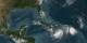 Hurricane Gustav weakened as it stalled over Haiti. The storm has already killed 22 people in Haiti and the Dominican Republic.