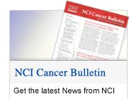 Image of NCI Cancer Bulletin