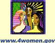 4women.gov logo